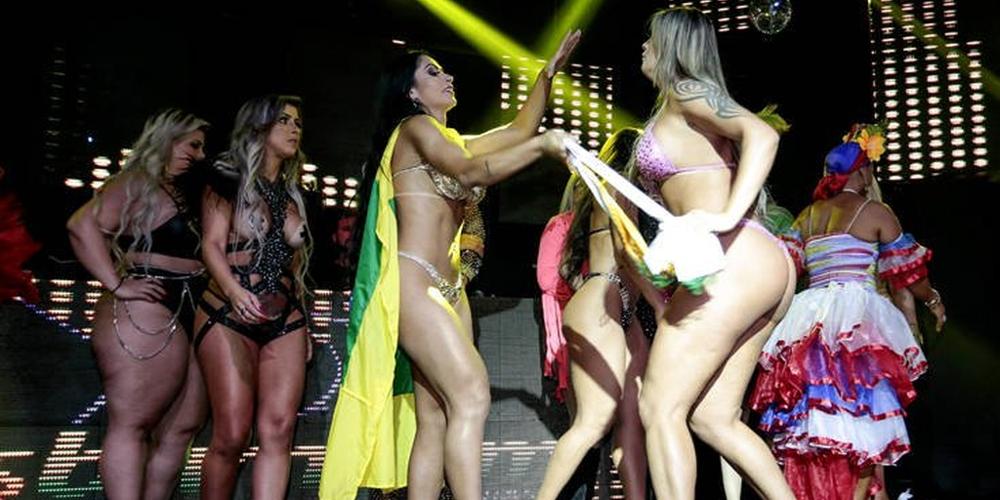 Βραζιλιάνικα όργια