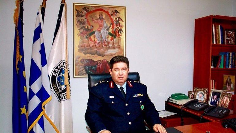 Υπαρχηγός της ΕΛ.ΑΣ. ο Μιχάλης Καραμαλάκης