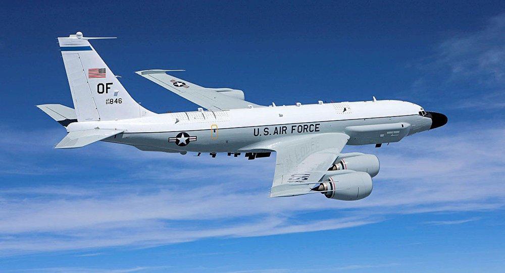 ΕΚΤΑΚΤΟ: Εισβολή αμερικανικού κατασκοπευτικού στη Μ. Θάλασσα – Απογειώθηκε από την Σούδα – Κλιμακώνεται η ένταση