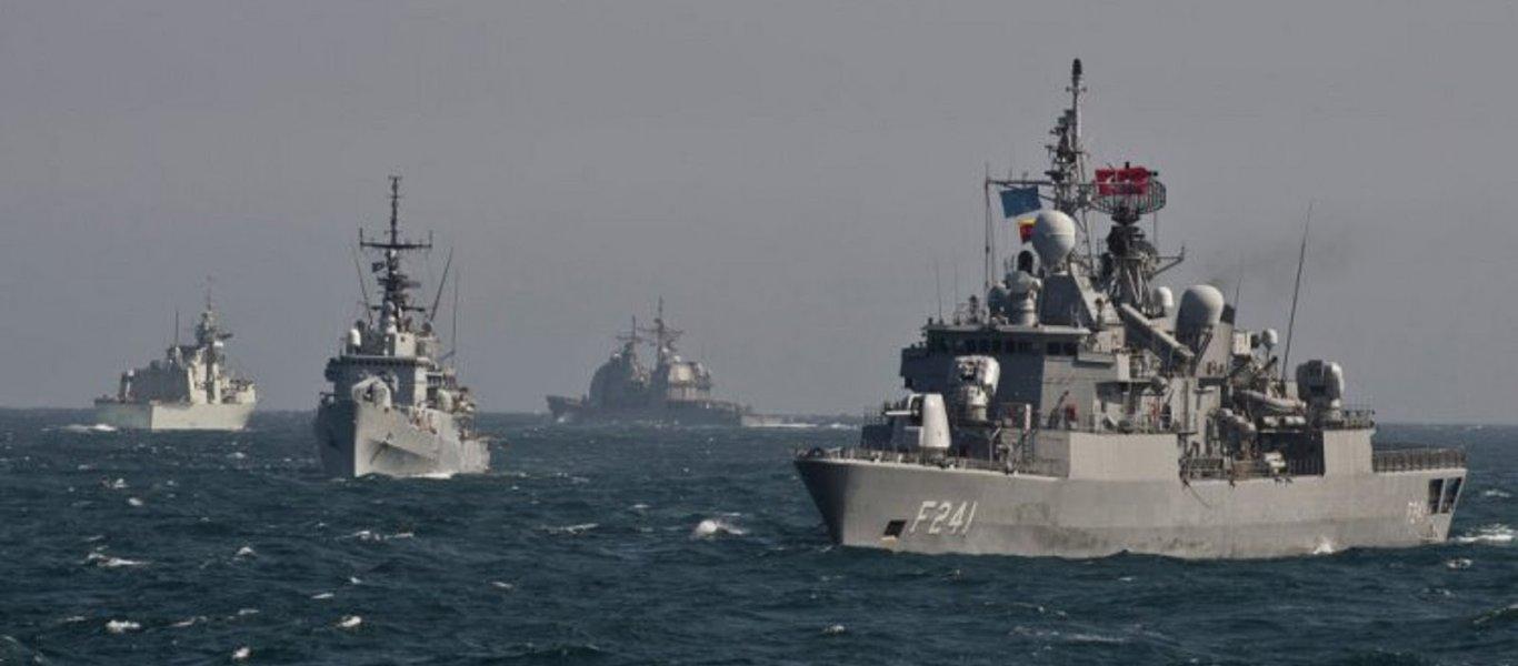 Αναμέτρηση Στόλων: Οι Τούρκοι σε βόρειο και κεντρικό Αιγαίο – Ελληνες και Αιγύπτιοι σε νότιο και Αν. Μεσόγειο