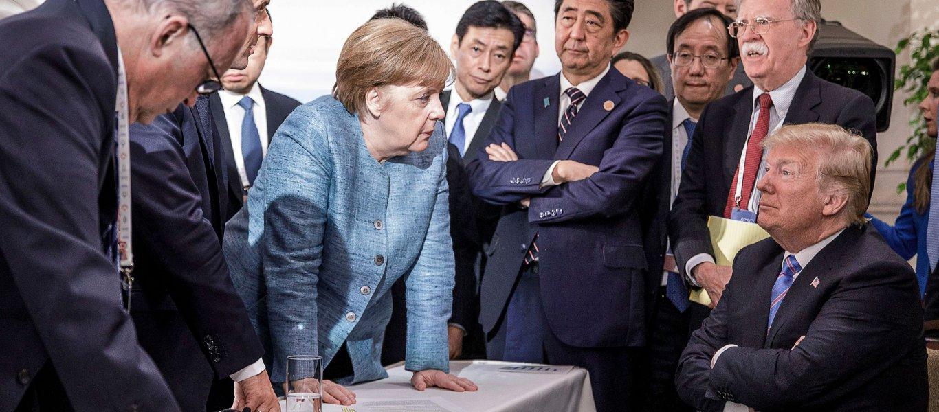 Ο N.Τραμπ «τινάζει» την γερμανική αυτοκινητοβιομηχανία: Ενημερώνει VW, Daimler, BMW για δασμούς ύψους 25%!
