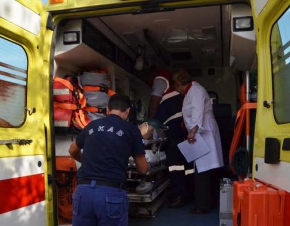 Τροχαίο ατύχημα στην παραλιακή με τραυματίες