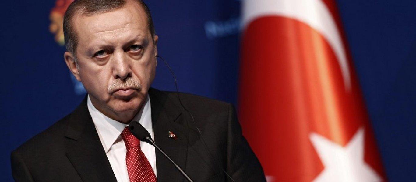 Ο Ρ.Τ.Ερντογάν απειλεί: «Αν επεκτείνετε τα χωρικά σας ύδατα στα 12 ναυτικά μίλια θα βλάψετε τους εαυτούς σας»