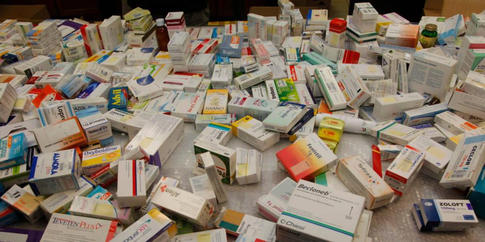 Στοιχεία-σοκ: 1.600 θάνατοι το χρόνο λόγω αντιβιοτικών