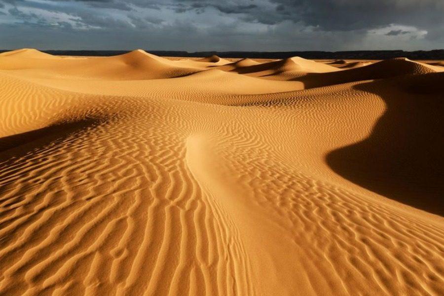 Γιατί η έρημος είναι η τελευταία ελπίδα της ανθρωπότητας για επιβίωση