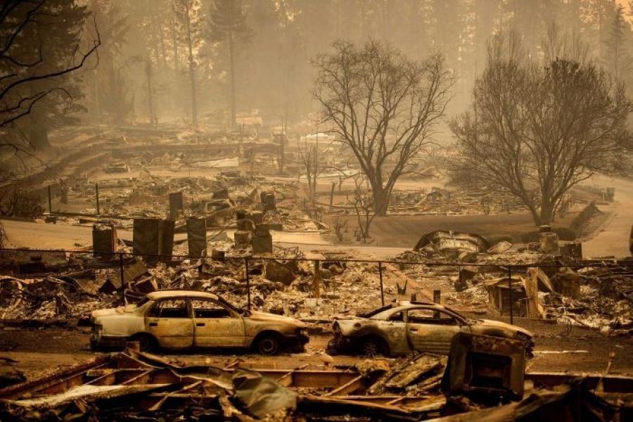 ΗΠΑ: Στους 86 οι νεκροί από τις φωτιές στην Καλιφόρνια – Σε 563 οι αγνοούμενοι
