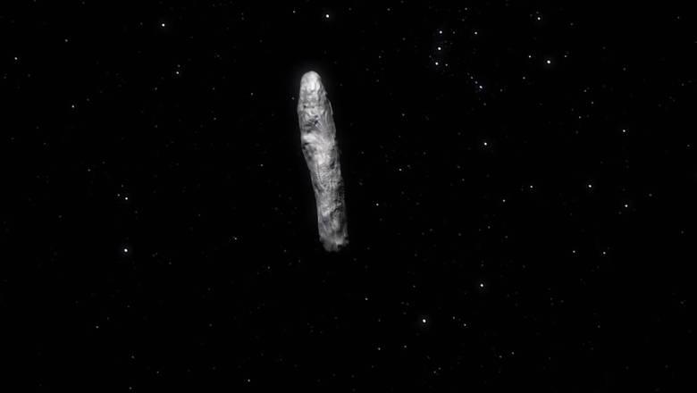 Αστεροειδής Ουμουαμούα: Αστρονόμοι του Χάρβαρντ μελετούν την πιθανή εξωγήινη προέλευσή του