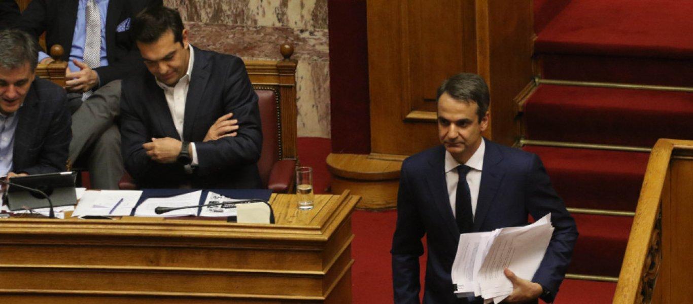 Βουλή: Ξεκίνησε η συζήτηση για συνταγματική αναθεώρηση – Αλληλοκατηγορίες και ύβρεις