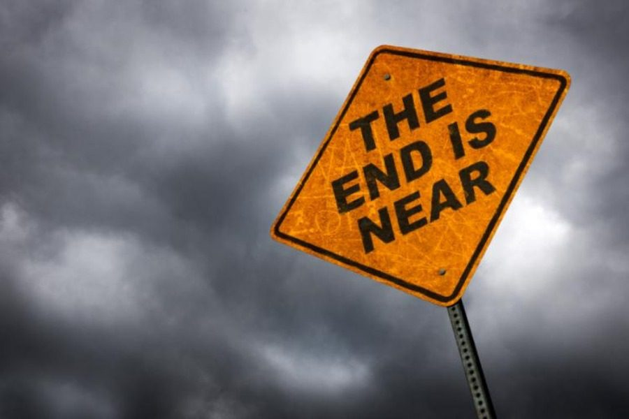 Τα τρία σημάδια ότι πλησιάζει το τέλος του κόσμου