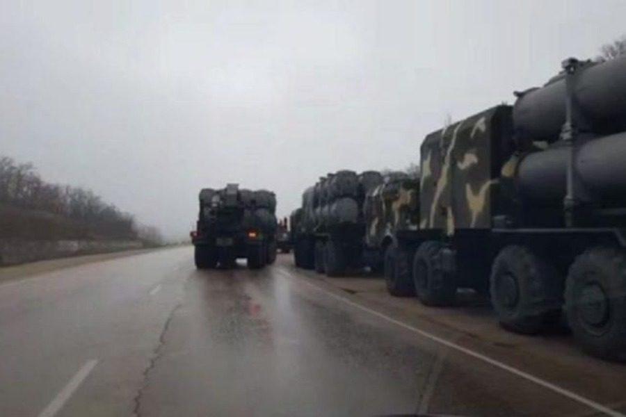 Ρωσία: Με το χέρι στη σκανδάλη