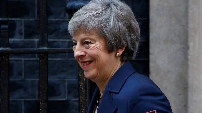 Η Μέι εξασφάλισε την στήριξη του Υπουργικού Συμβουλίου για το Brexit