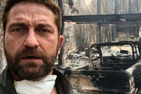 Αποκαΐδια τα σπίτια διασήμων από την φωτιά στην Καλιφόρνια