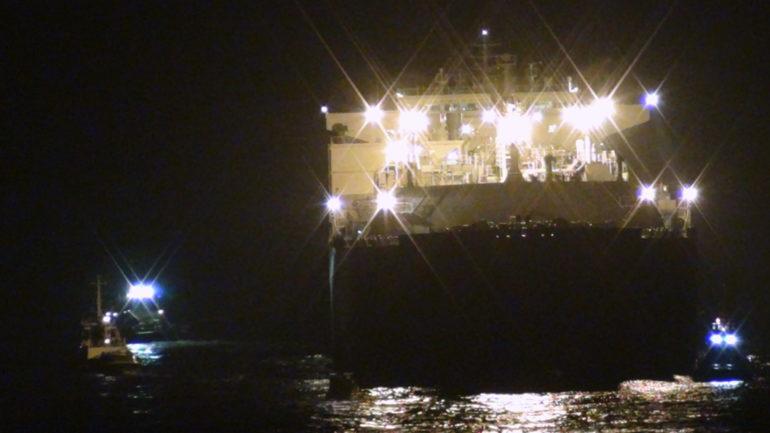 Αθώος ο πλοίαρχος του τάνκερ