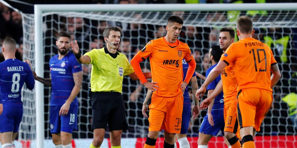 Εφιαλτικό βράδυ για τον ΠΑΟΚ στην Αγγλία – 4-0 από την Τσέλσι για το Europa League