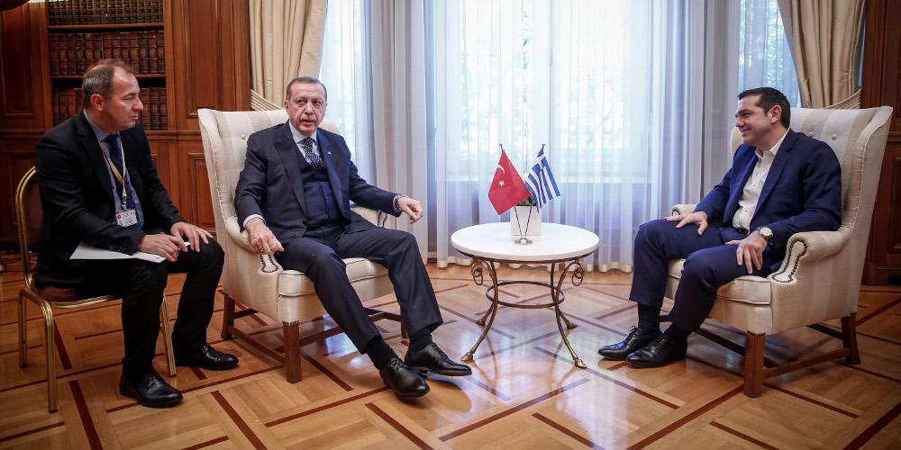 Επίσκεψη Τσίπρα στην Τουρκία τον Δεκέμβριο – Θα έχει συνάντηση με τον Ερντογάν