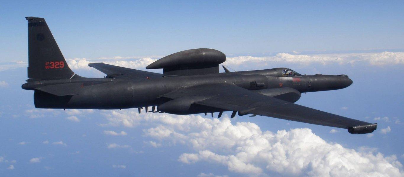 Αόρατα «μάτια» θα παρακολουθούν κάθε τουρκική κίνηση: Στην Κύπρο & κατασκοπευτικά U-2 των ΗΠΑ – Κινητικότητα πολεμικών πλοίων στην Α. Μεσόγειο 127 SHARES