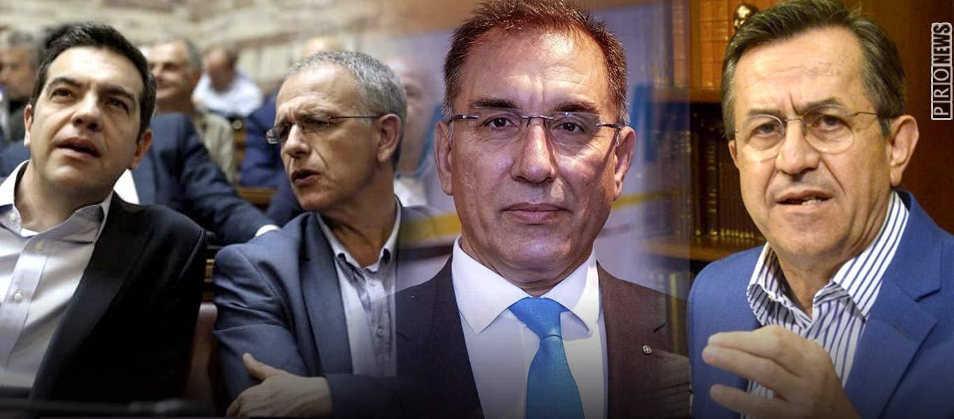 Σοκ από τις δηλώσεις Π.Ρήγα για «ΑΟΖ Αιγαίου»: Την παραίτηση του ΑΝΥΕΘΑ ζητούν Δ.Καμμένος & Ν.Νικολόπουλος