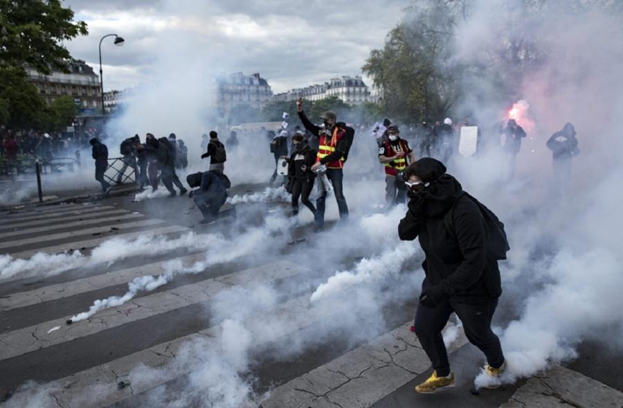 Εκατομμύρια ευρώ θα στοιχίσουν τα βίαια επεισόδια στο Παρίσι