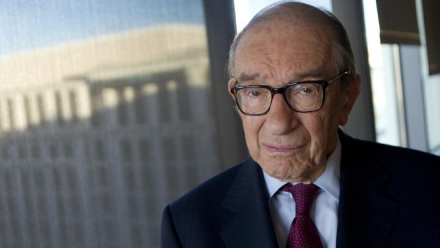 Greenspan: Τελείωσε το πάρτι στη Wall Street – Οι επενδυτές πρέπει να προετοιμαστούν για τα χειρότερα