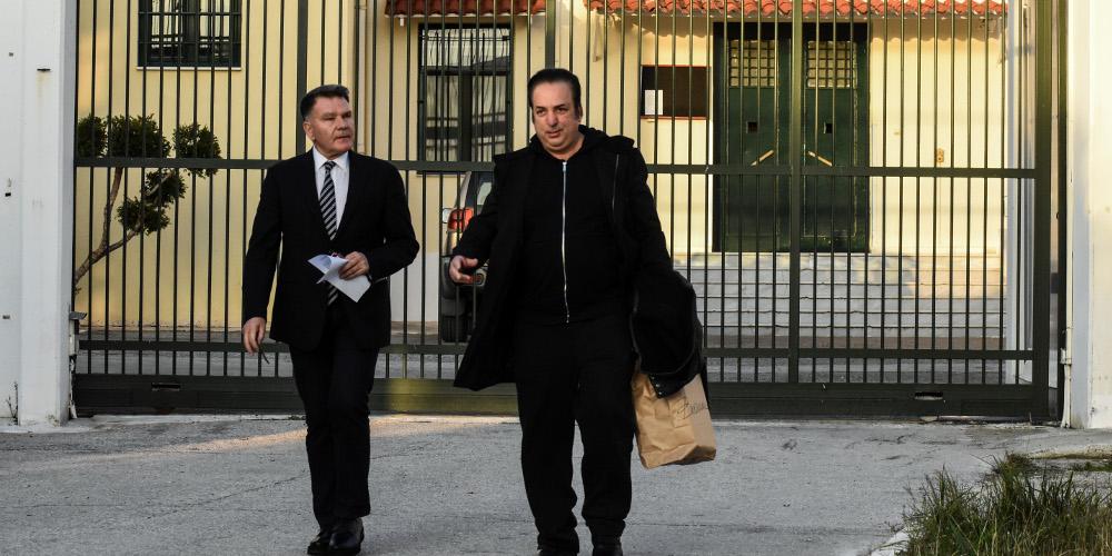 Βγήκε από την φυλακή ο Ριχάρδος ύστερα από την έκδοση βουλεύματος