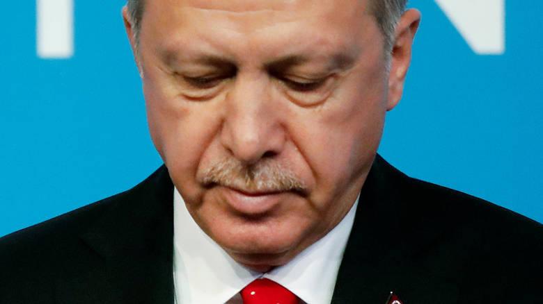 Εντολή Ερντογάν για νέα στρατιωτική επέμβαση κατά των Κούρδων στη Συρία