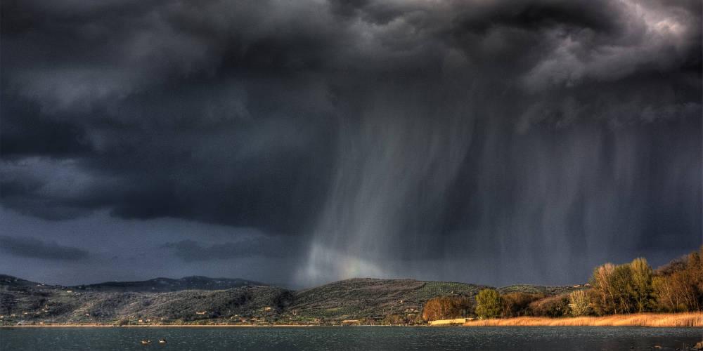 Πρόγνωση καιρού: Ισχυρές καταιγίδες και χιόνια το Σαββατοκύριακο