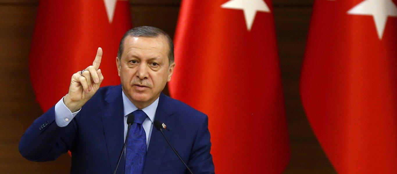 Ρ.Τ.Ερντογάν: «Σε 2 ημέρες ξεκινάμε επιχειρήσεις ανατολικά του Ευφράτη – Είμαστε έτοιμοι» – Οι ΗΠΑ θεατές;
