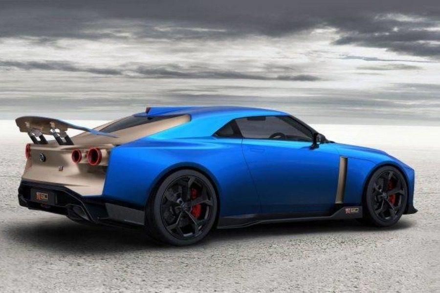 Αυτό το Νissan θα κοστίζει 1.000.000 ευρώ και θα βγει μόνο σε 50 αυτοκίνητα