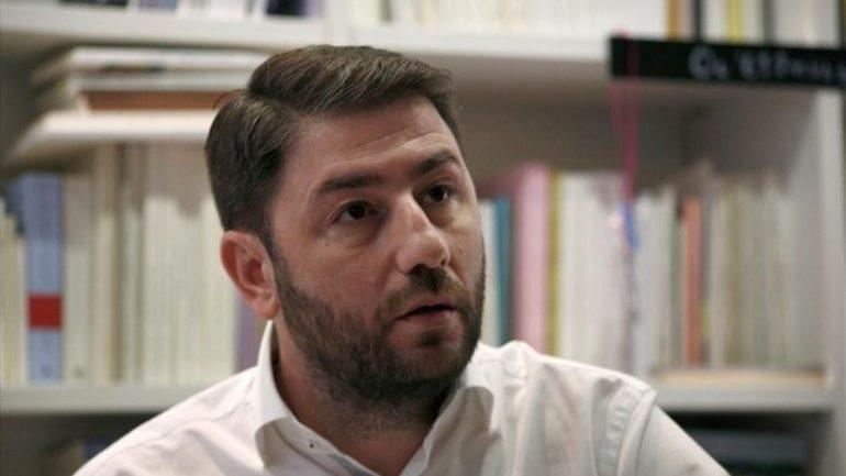 """Νίκος Ανδρουλάκης: """"Πως γλίτωσα από του Χάρου τα δόντια"""""""