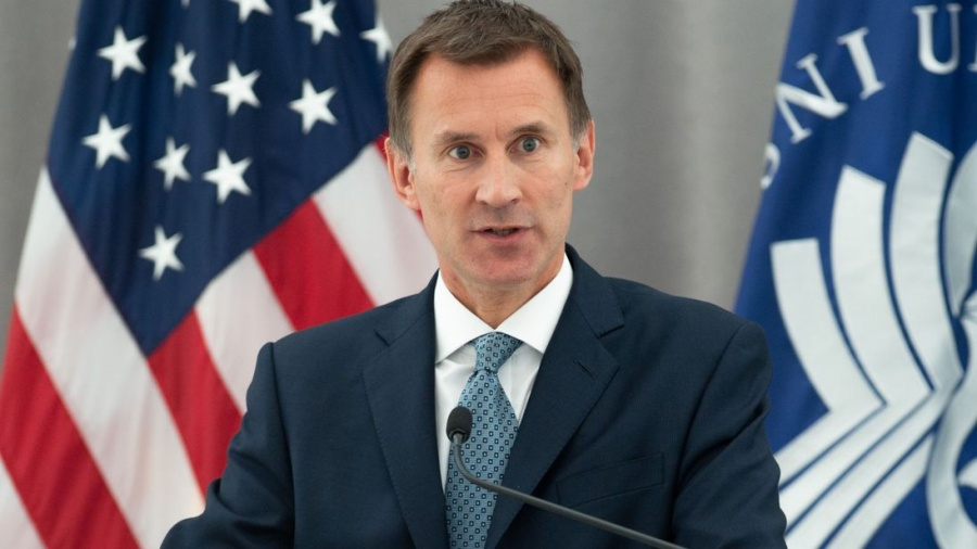 Hunt (ΥΠΕΞ Βρετανίας): Πιθανή η αποχώρηση της Βρετανίας από την ΕΕ, χωρίς συμφωνία