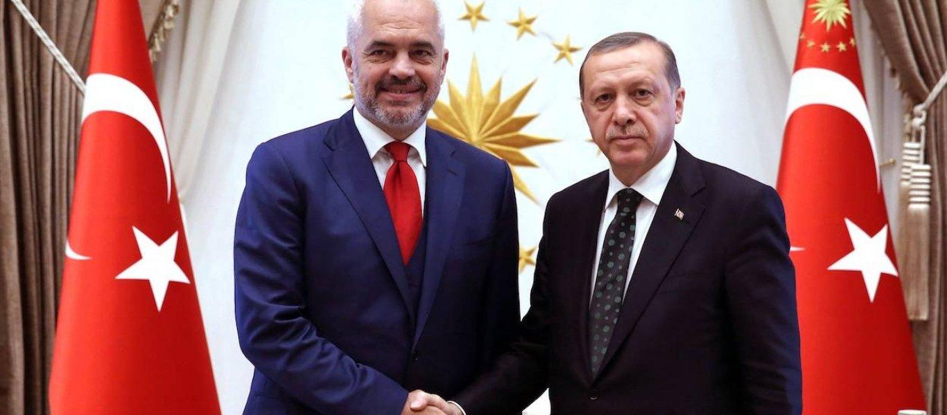 ΕΚΤΑΚΤΟ: Μυστικό ταξίδι του Ε.Ράμα στη Τουρκία και συνάντησή του με τον Ρ.Τ.Ερντογάν!