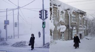 Tο πιο παγωμένο μέρος του κόσμου – Σε 60 δευτερόλεπτα έρχεται ο θάνατος, υπό προϋποθέσεις