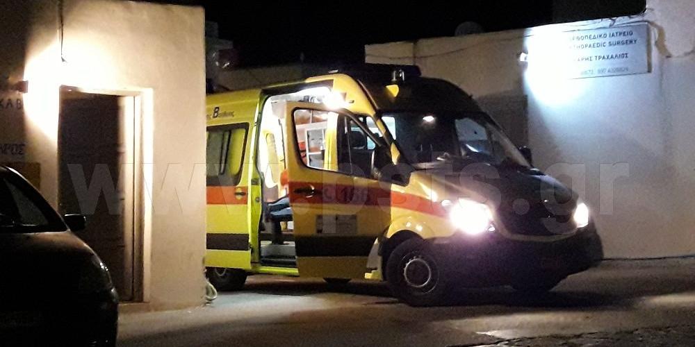 Τραγωδία στη Θεσσαλονίκη: Νεκρός άνδρας που καταπλακώθηκε από φοίνικα
