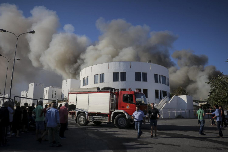 Φωτιά στο Πανεπιστήμιο: Το πόρισμα κάνει λόγο για βραχυκύκλωμα