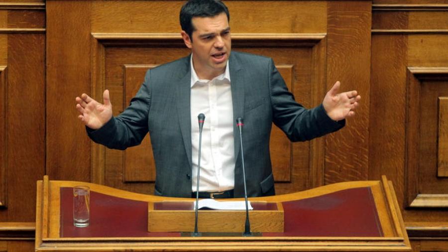 Τσίπρας για Τατσόπουλο: Πολιτικό απολειφάδι, ίσως στη ΝΔ προλάβει να πάει με την …υπόλοιπη μισή Αθήνα