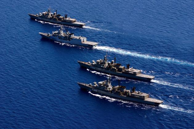 """Τα ονόματα των μαθητών που θα γίνουν """"πλήρωμα"""" ελικοπτέρου και φρεγάτας του Πολεμικού Ναυτικού"""