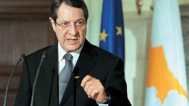 Αναστασιάδης: Η τρομοκρατία είναι μια από τις σοβαρότερες απειλές της ΕΕ