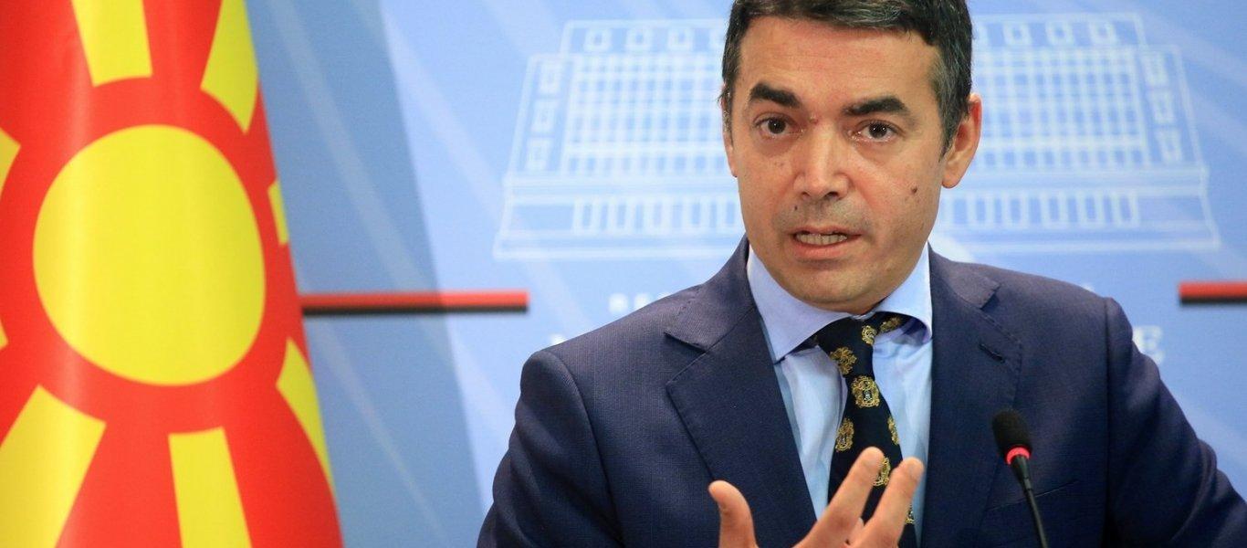 Ντιμιτρόφ: «Η επίτευξη ειδικής πλειοψηφίας στη Βουλή είναι δύσκολη αλλά θα δείξουμε ότι γίνονται θαύματα στα Βαλκάνια»
