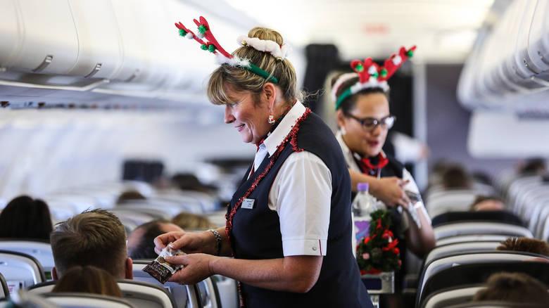 H British Airways ετοιμάζεται για τη μεγάλη απόδραση των Χριστουγέννων