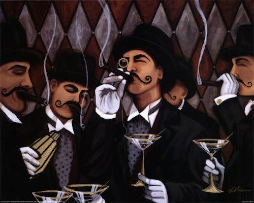«Μη σαλιώνετε τα γραμματόσημα, μην οδηγείτε αυτοκίνητα και να πίνετε μόνο καλό κρασί.» Συμβουλές για έναν σωστό τζέντλεμαν στην Ελλάδα του 1963