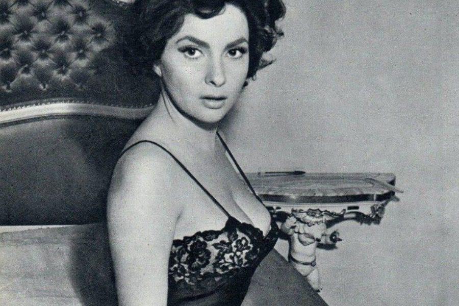 Τζίνα Λολομπρίτζιτα, η απόλυτη γυναίκα πειρασμός