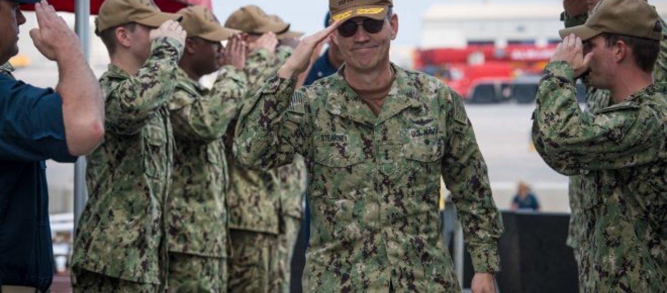 Θρίλερ στο αμερικανικό Ναυτικό: Νεκρός ο διοικητής του 5ου αμερικανικού Στόλου – Στις έρευνες και το NCIS (upd)