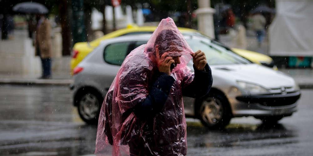 Πρόγνωση καιρού: «Βουτιά» του υδράργυρου την Τετάρτη και τοπικές βροχές