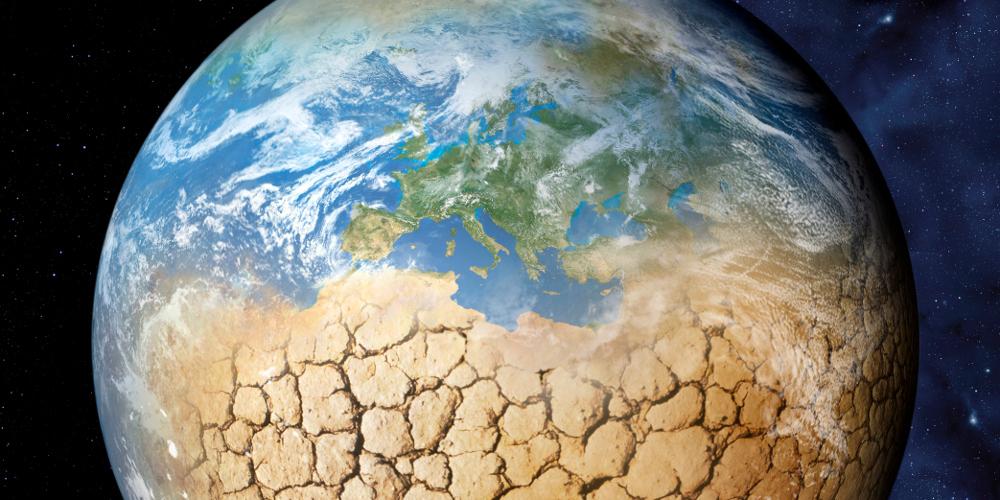 To μέλλον του πλανήτη στο έλεος της κλιματικής αλλαγής
