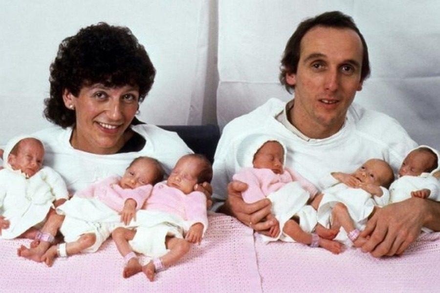Ήταν τα πρώτα εξάδυμα κορίτσια πριν 34 χρόνια, δείτε πως είναι τώρα