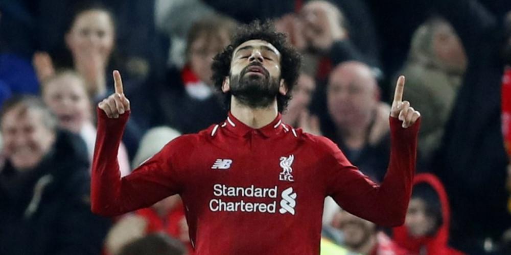 Ο Σαλάχ έδωσε την πρόκριση στην Λίβερπουλ – Ολα τα γκολ στο Champions League