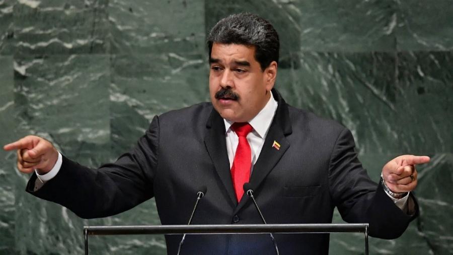 Maduro: Οι ΗΠΑ σχεδίαζαν την εισβολή στη Βενεζουέλα