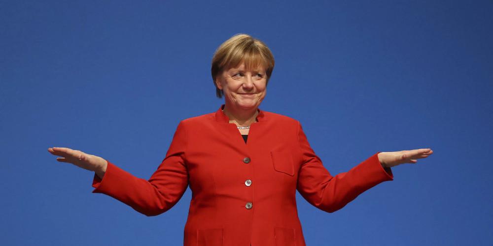Forbes: Για όγδοη συνεχή χρονιά η Μέρκελ είναι ισχυρότερη γυναίκα στον κόσμο