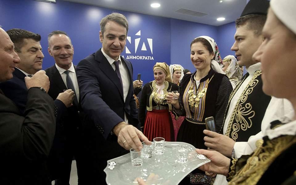 Μήνυμα Μητσοτάκη στην Αλβανία: Η πορεία προς την ΕΕ περνά μέσα από το σεβασμό της μειονότητας