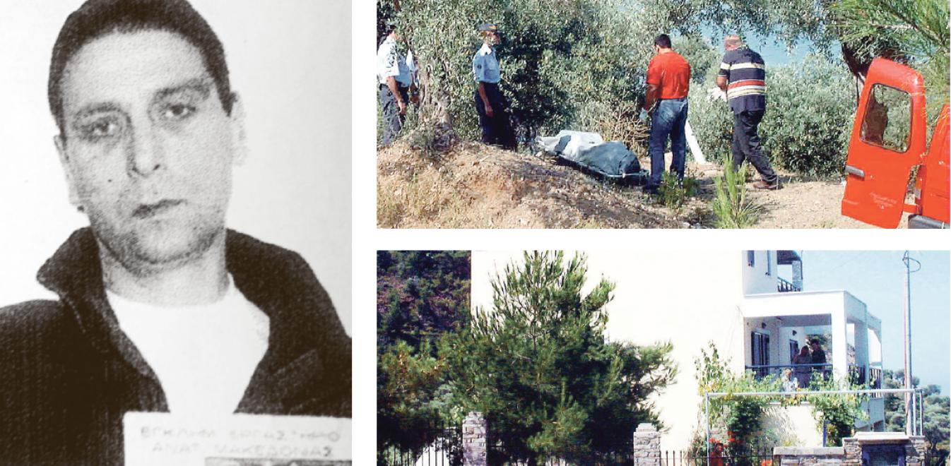 Ο δολοφόνος της Θάσου βρέθηκε έπειτα από 18 χρόνια